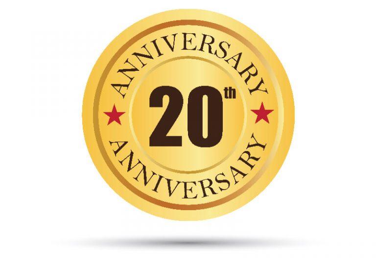 20° anniversario di RIMEF
